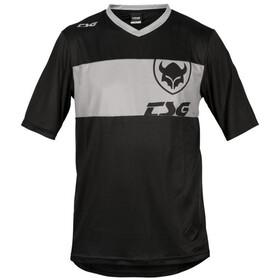 TSG Waft Shortsleeve Jersey, negro/gris